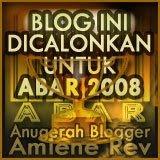 Ulasan ABAR 2008