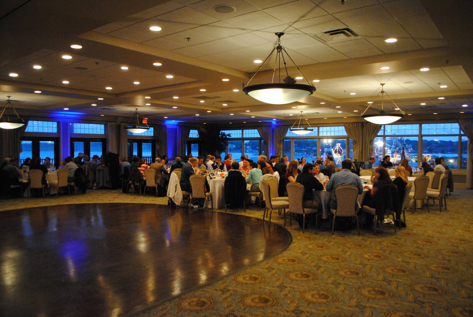 On May 19th We Were Back At The Atlantic Beach Club In Newport RI This Time Providing Entertainment For A Corporate Event