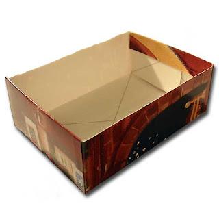 xmascard box10 Christmas Card Gift Box