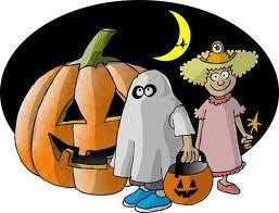 Perayaan halloween