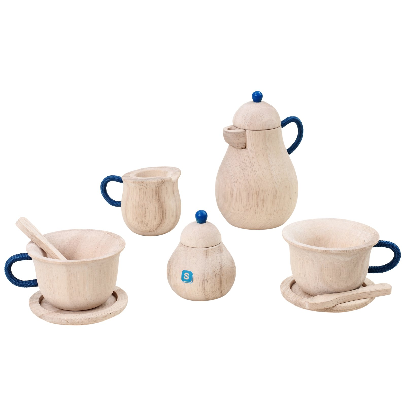Toy Tea Set : Sara s toy box win a wooden tea set from wonderworld and