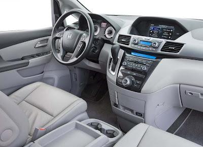 Honda Odyssey Lightning-Bolt Design Concept 2011