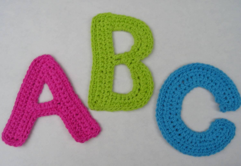 Artileak: El abecedario a ganchillo y mas amigurumis