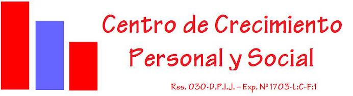 Centro de crecimiento personal y social