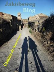 Mein Jakobsweg-Blog