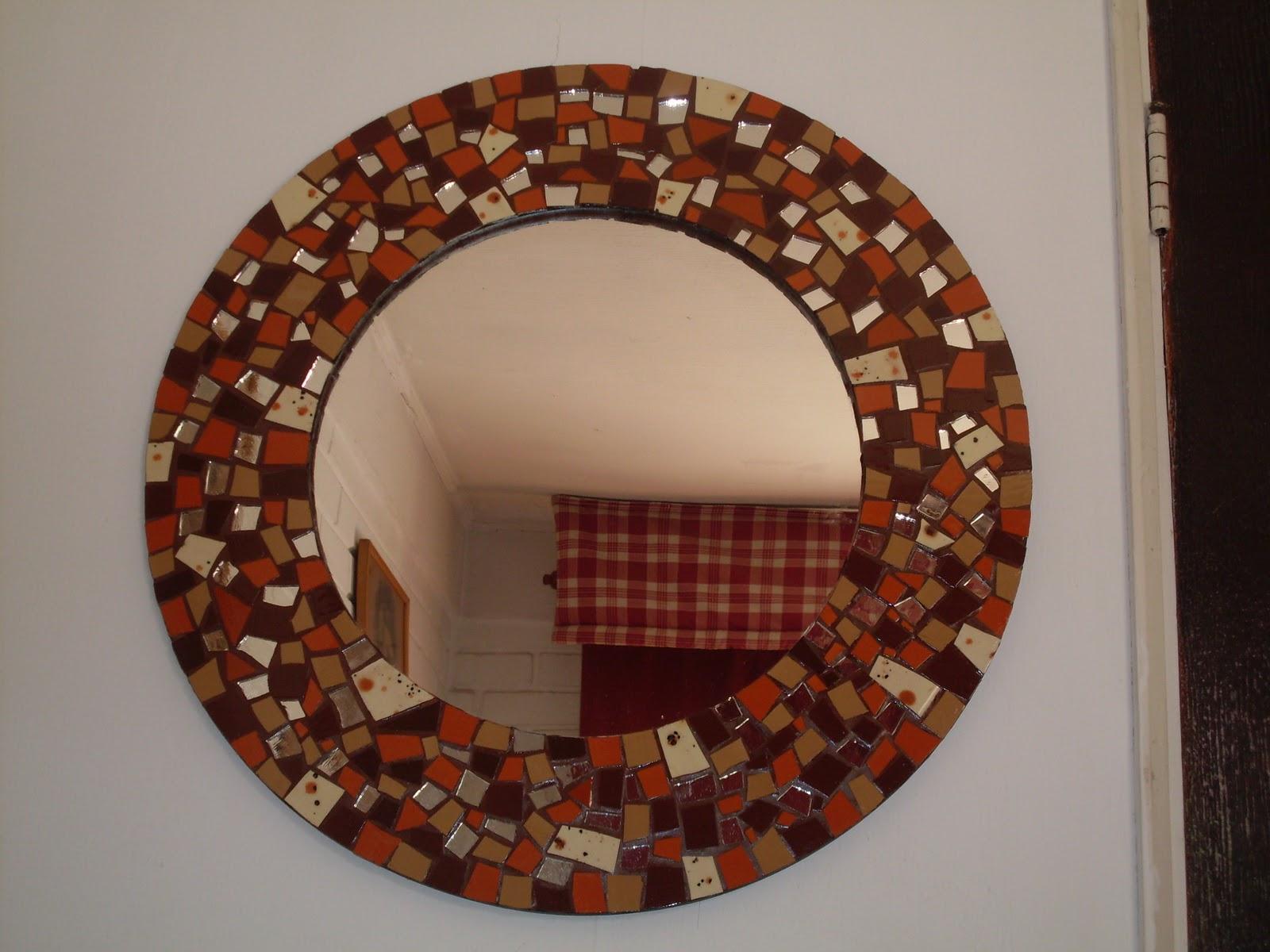 Mosaicos espejos - Espejos de ceramica ...