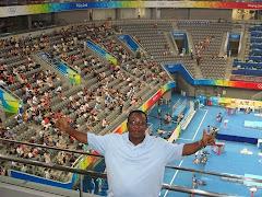 Ndani ya uwanja wa ndani wa olimpiki