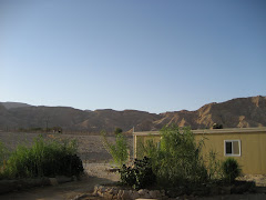 My home in the Arava!