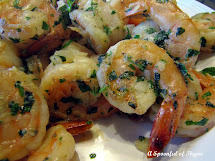 Spoonful Of Thyme Two Fer - Grilled Herb Shrimp And