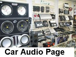 Car Audio Products At Mr. Pawn