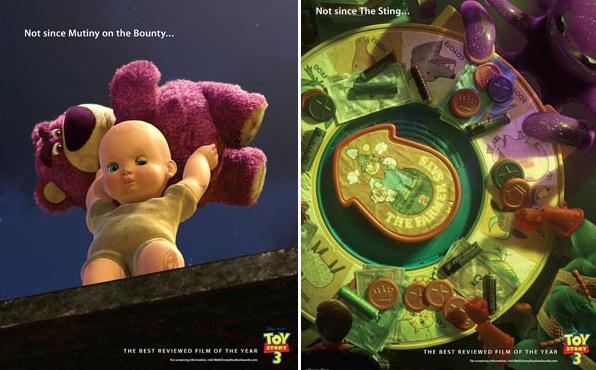 Toy story essay