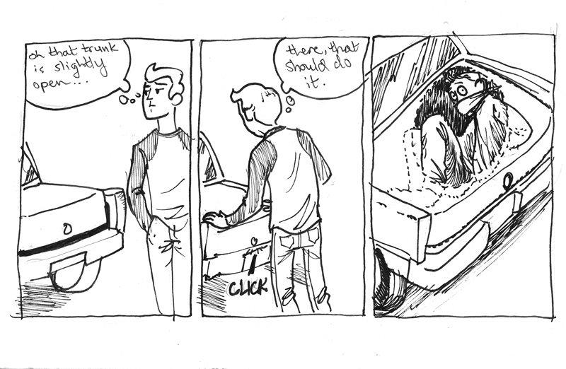 [trunk+comic]