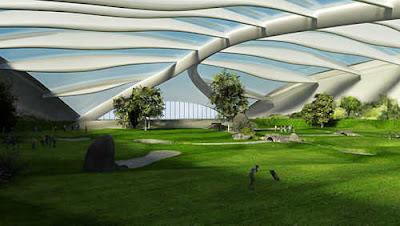 Indoor Golf Arena The World's