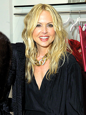 Top 20 Hollywood Celebrities Fashionable Blonde Hairstyles - Rachel Zoe