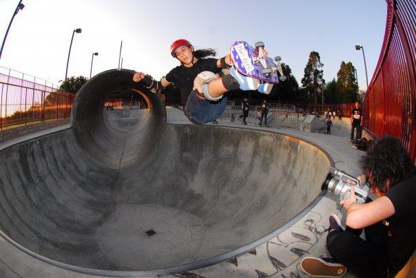 Daniel Cuervo at Upland skatepark
