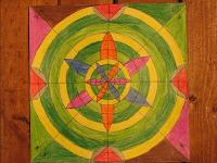 Sextos Básicos: Mandalas