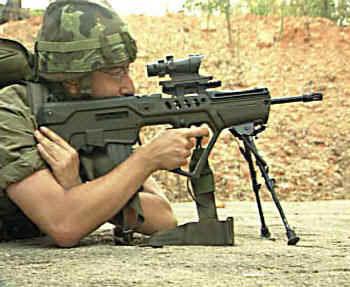 Armes de fabrication Israelienne Image1