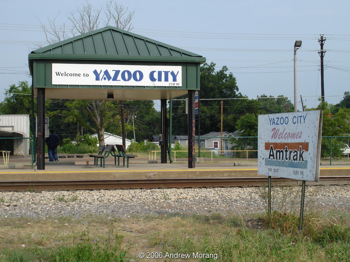 Urban Decay: Yazoo City, Gateway to the Mississippi Delta, andyazoo city city