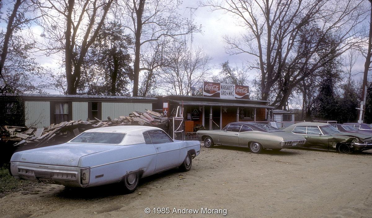 Margaret's Grocery near Vicksburg Mississippi EclecticEvelyn.com