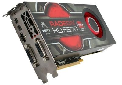 ATI Radeon HD 6870 si HD 6850