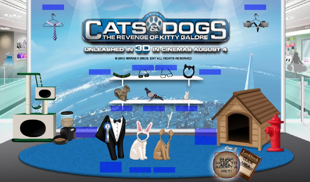 Cats&amp;Dogs shop