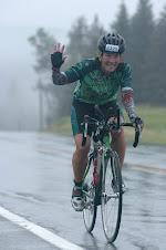 ridining in the rain !!
