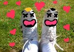 Mis pies Desviados