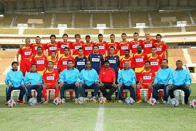 Inilah gambar pemain-pemain bola sepak Selangor bagi tahun 2011