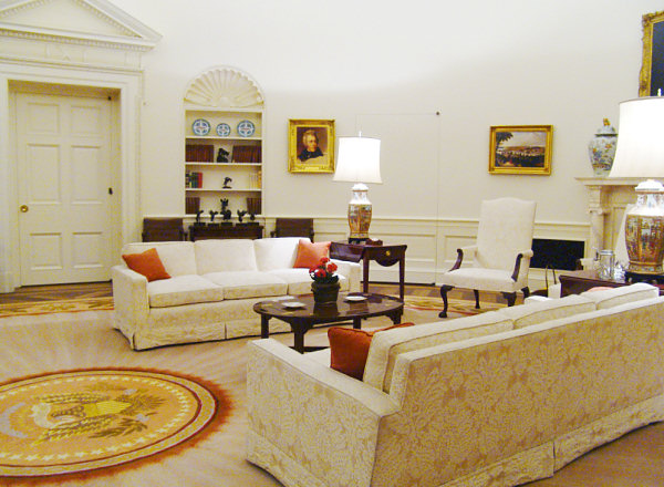 Club Relaford Oval Interior Design