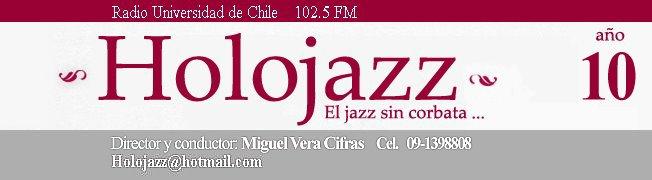 Holojazz - Radio Universidad de Chile 102.5 FM