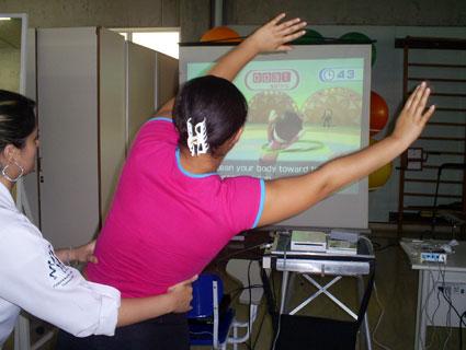 A massagem correta de aumento no membro