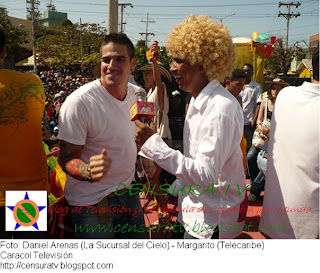 Daniel Arenas 'Carnaval de Barranquilla'