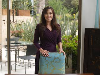 Valeria Esteba conduce 'Diseño Interior'