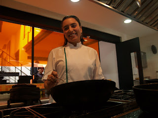 Claudia Saldariaga conduce 'Puro Chef'