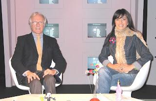 Bernardo Hoyos y Diana Rico presentan 'Cine Arte'