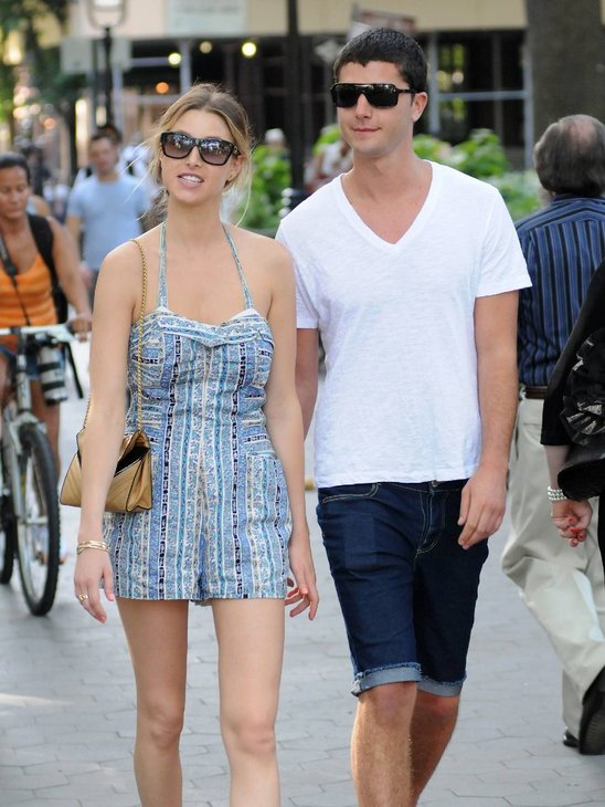 Whitney port dating 2011