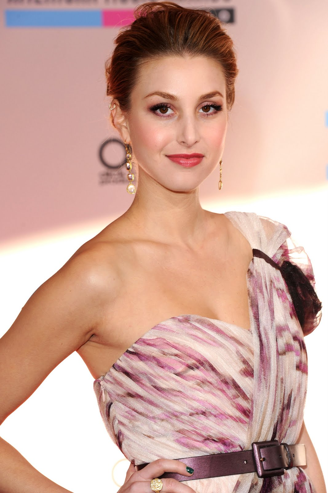Whitney Port Put Her Hosting Chops To Good Use As A Red Carpet