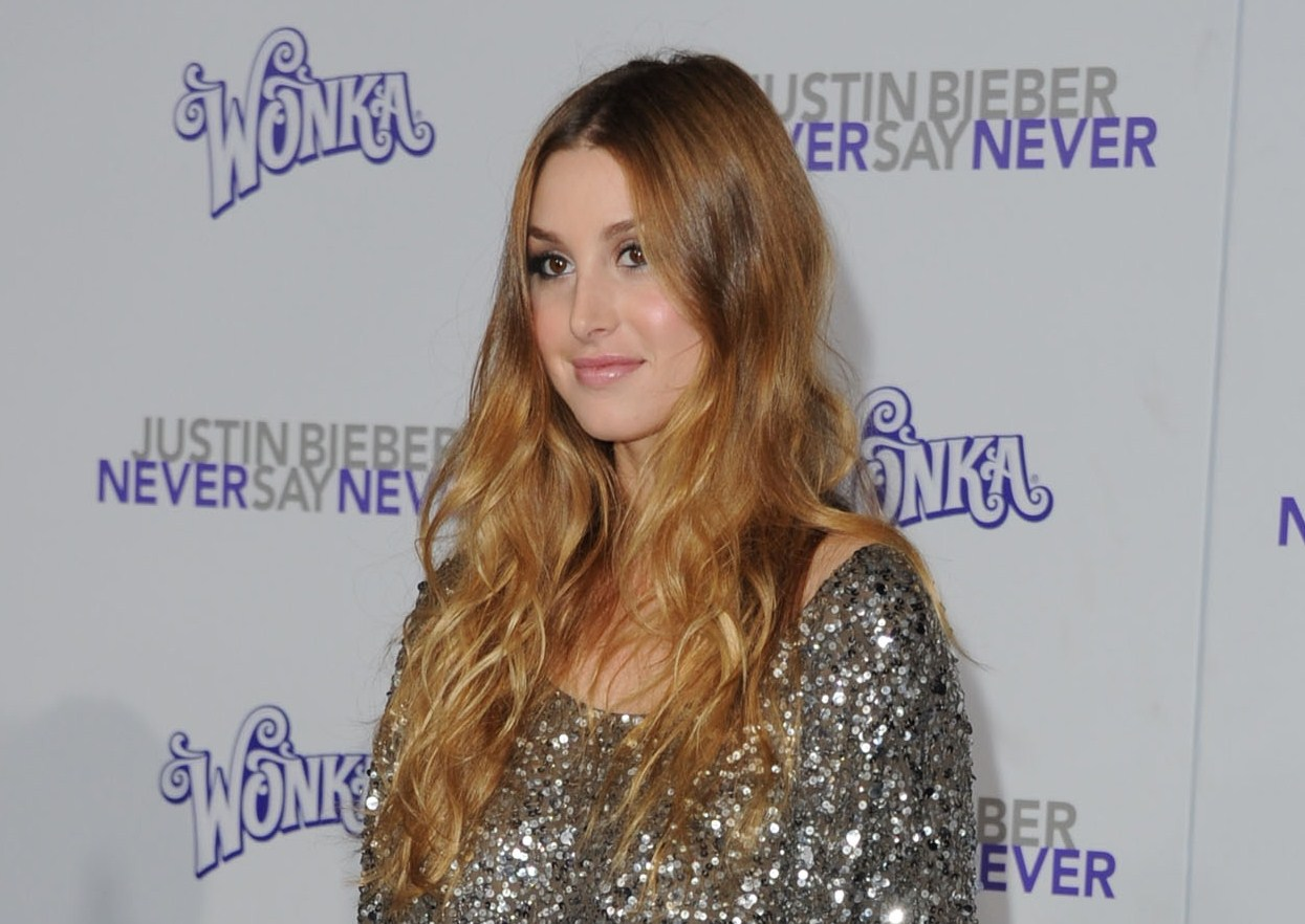 Whitney Port & Ben Nemtin: Justin Bieber   Never Say Never Premiere In