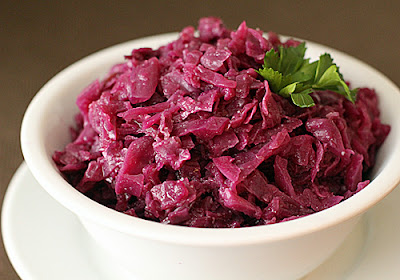 braised red cabbage recipe - photo #14