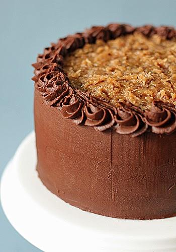 Hummingbird Bakery Salted Caramel Chocolate Cake