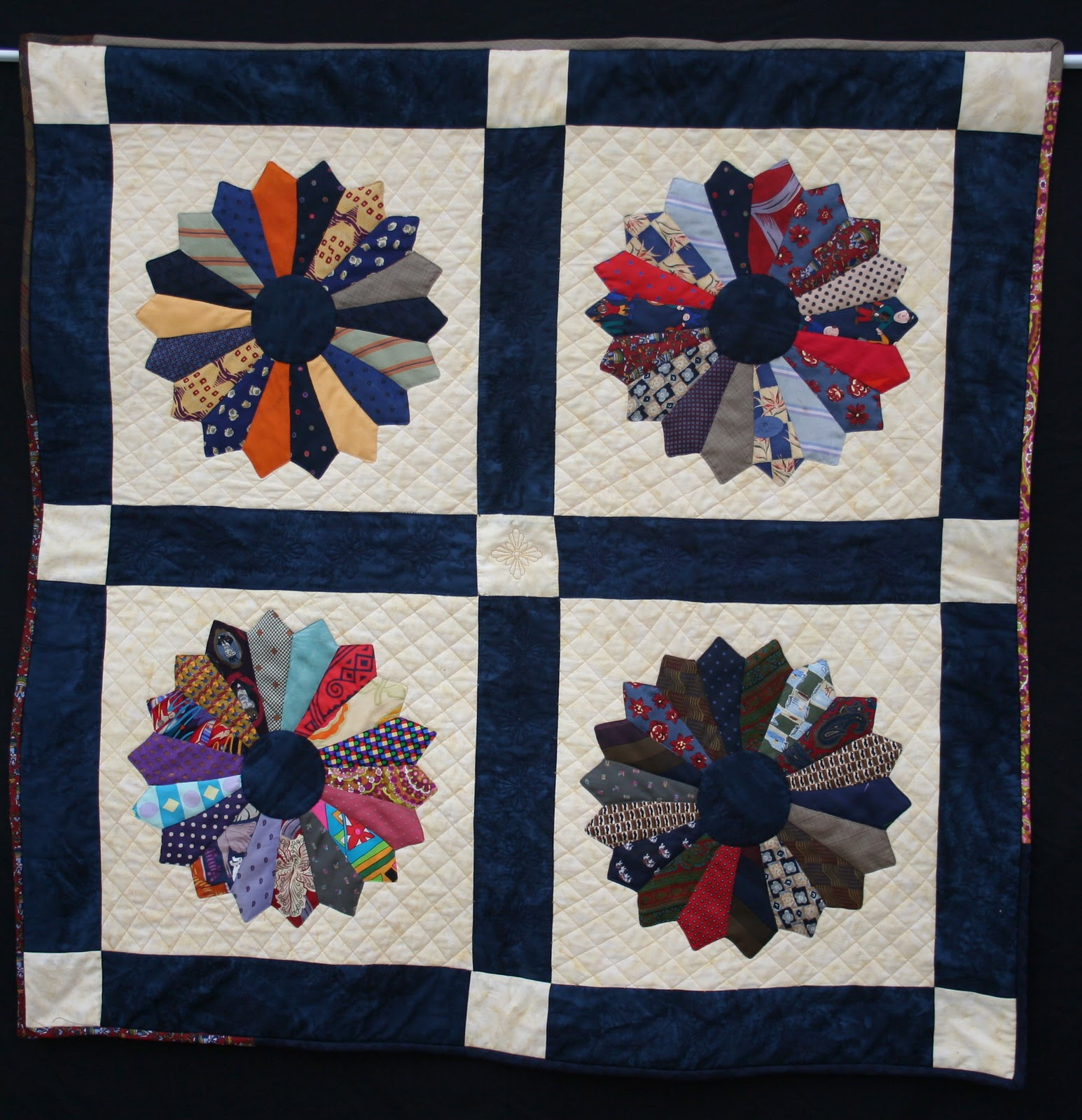 Sweet Dreams Quilting: Quilts Made From Neckties