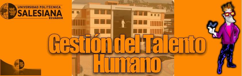 TALENTO HUMANO U.SALESIANA