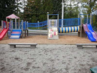 NAMC Montessori Inspired Age Appropriate Toys 0-3 playground