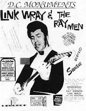 LINK WRAY  AND THE RAYMEN