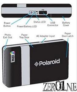 Polaroid Pogo - مجلة زيرون