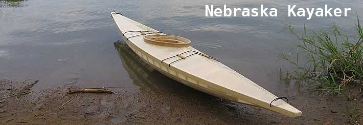 Nebraska Kayaker