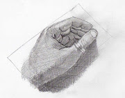 Drawing in pencil