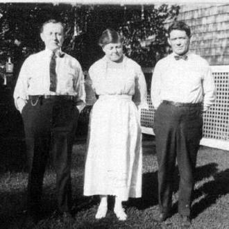 Danielsen, Kristian & Mary