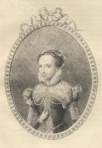 A young Catherine de Medici