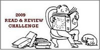 2009 Read and Review Challenge Logo